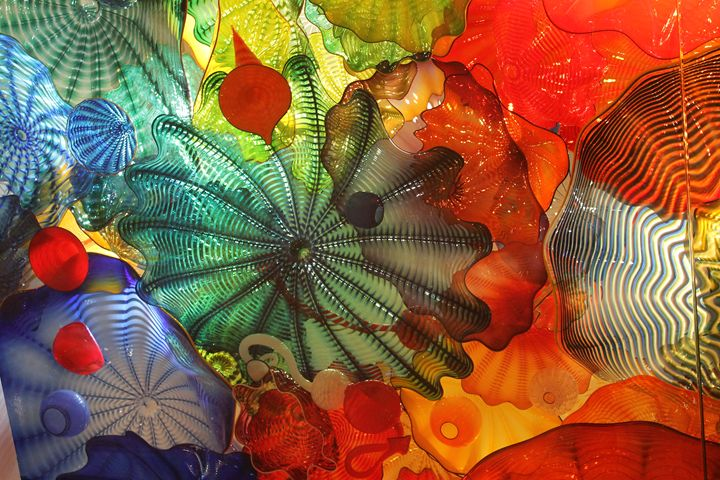 Blown Glass - Ceative Visions by TSW