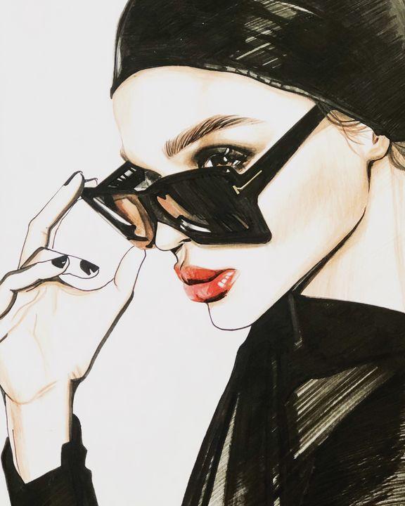 fashion look - ArtAbra