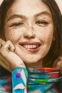 Sun Face - ArtAbra