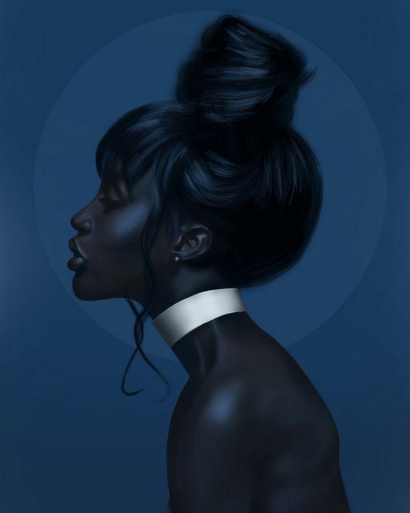African woman - ArtAbra