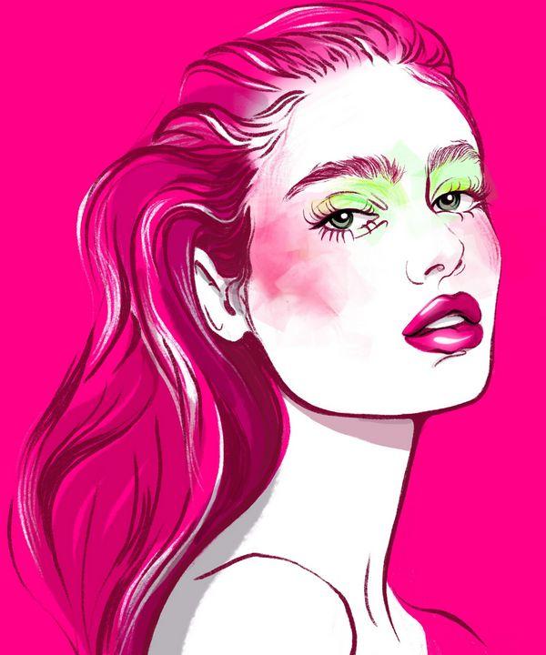 Pink - ArtAbra