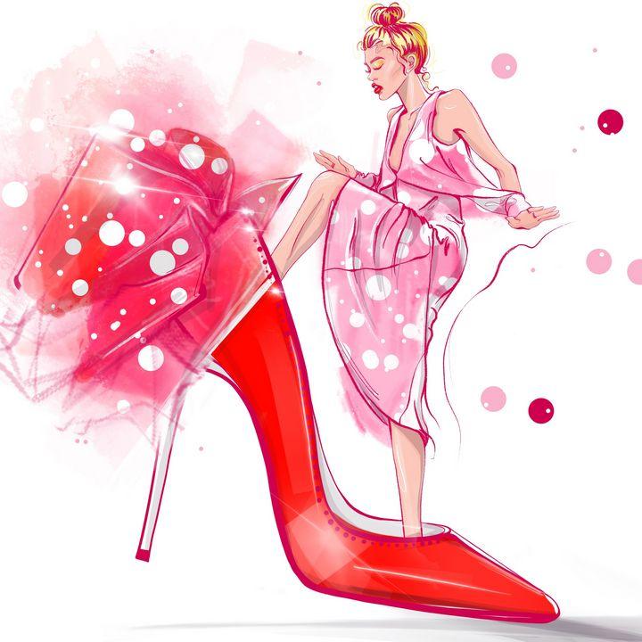 shoes - ArtAbra