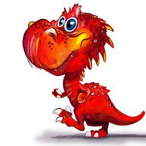 Dino - ArtAbra