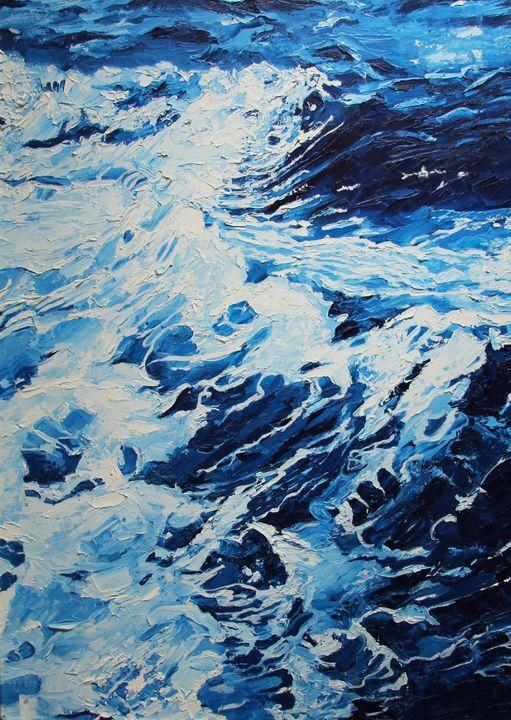 Ocean of calm - ArtAbra