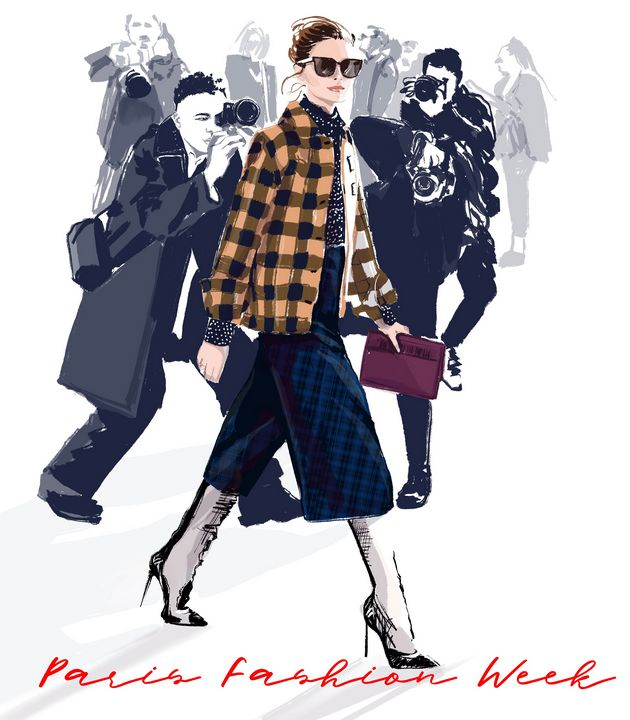 Paris Fashion Week - ArtAbra
