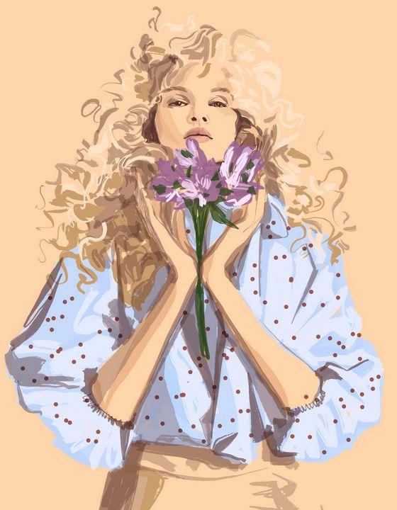 flower - ArtAbra