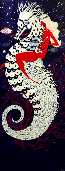 Queen of the seas - ArtAbra