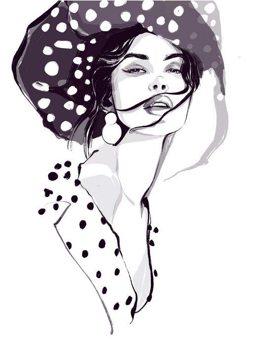italian woman - ArtAbra