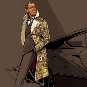 Obama - ArtAbra