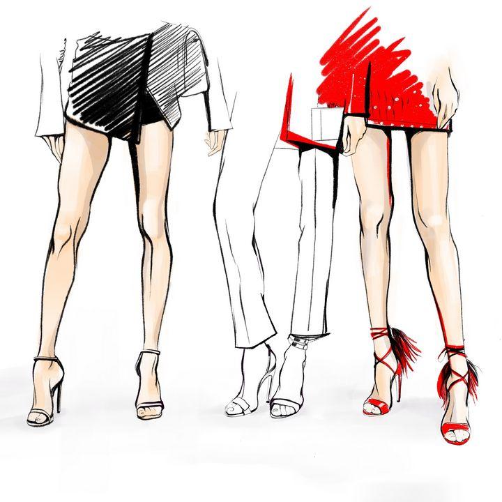 legs - ArtAbra
