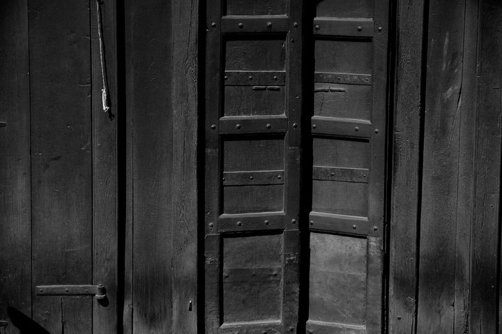 A word with closed door ! -  Amolkale.mumbai