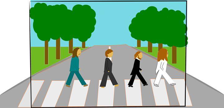 Abbey Road - theogat