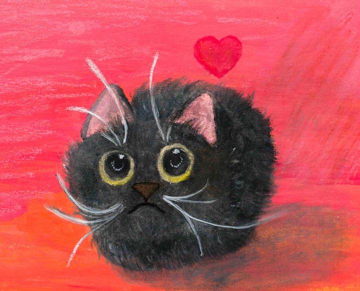 Grumpy cat - Melanie N Creations