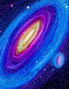 Orbital galaxy