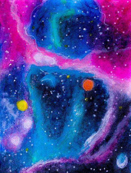 Galaxy - Melanie N Creations