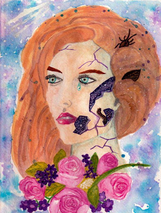 Broken dream - Melanie N Creations
