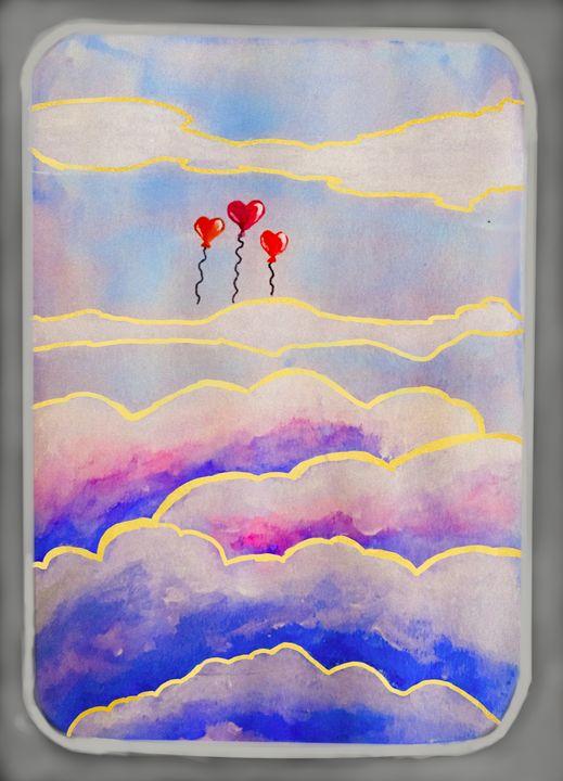 Cloud 9 - Melanie N Creations
