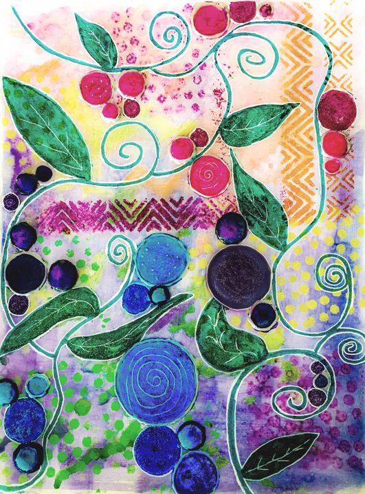 Gem plant - Melanie N Creations