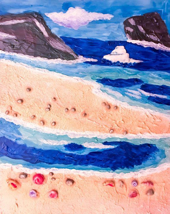 Vacation at the beach - Melanie N Creations