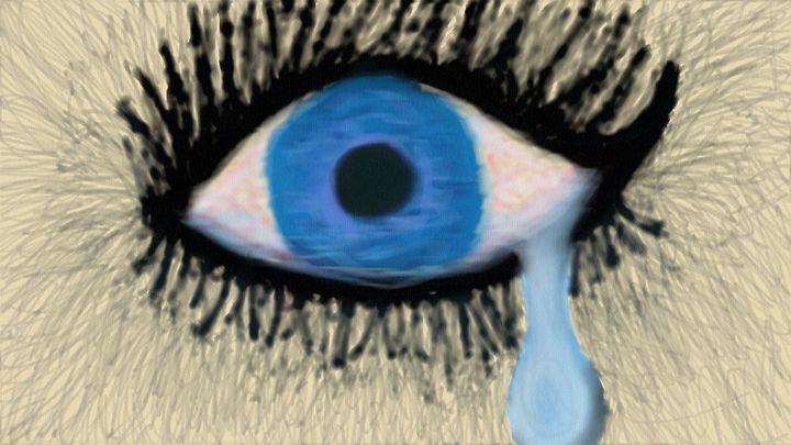 Single Tear - The Works