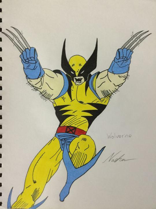 Marvels Wolverine - Ezart