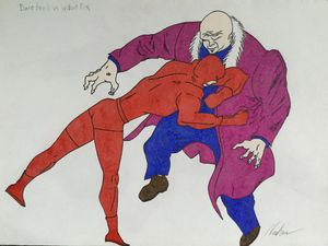 Marvels Daredevil Vs Wilson Fisk