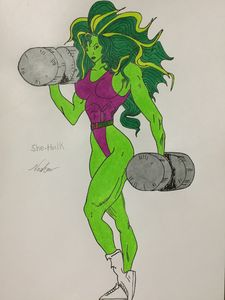 Marvels She-Hulk