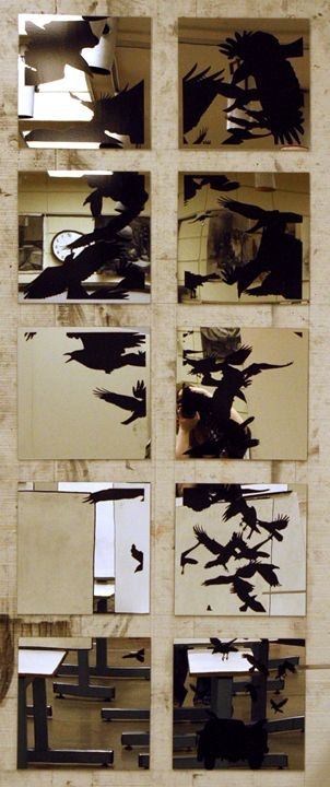 Crows - Tiffany Asher - Art and Gallery