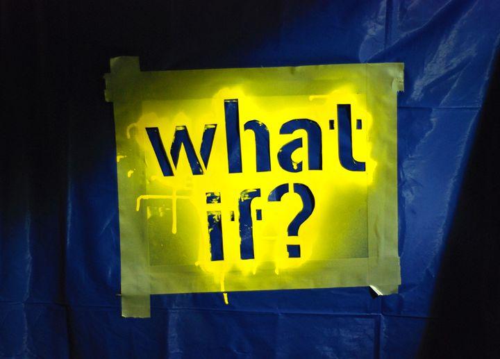 What If? - Tazio Yandell