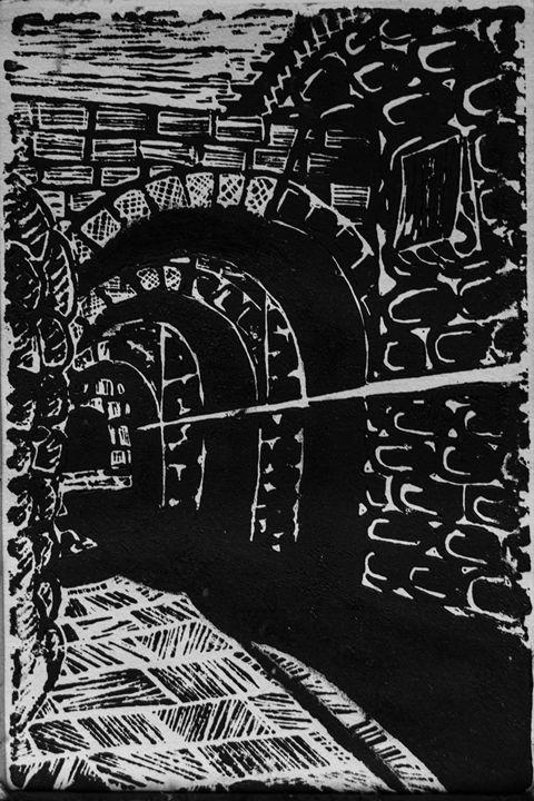 Jerusalem Alley - Tazio Yandell