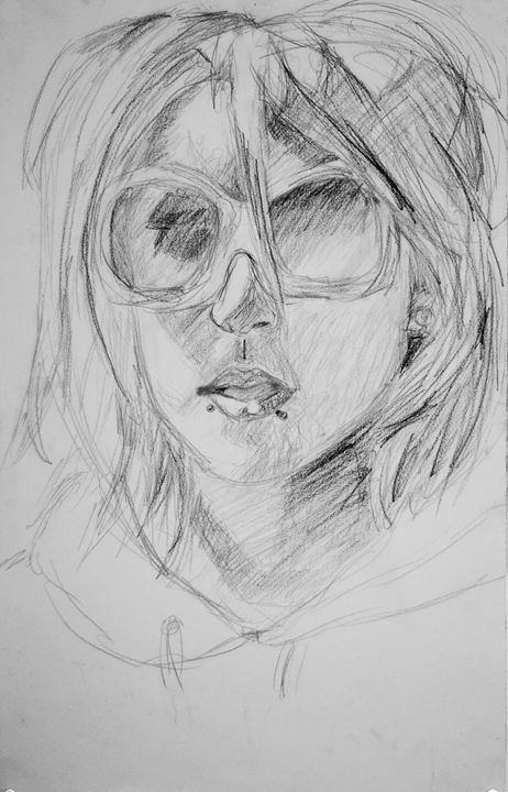 Female Figure - Tazio Yandell