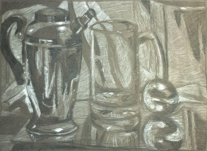 Illustration Study #2 - Tazio Yandell