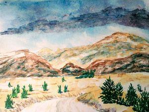 America's Mountain, Pikes Peak - Fallen Branch Designs