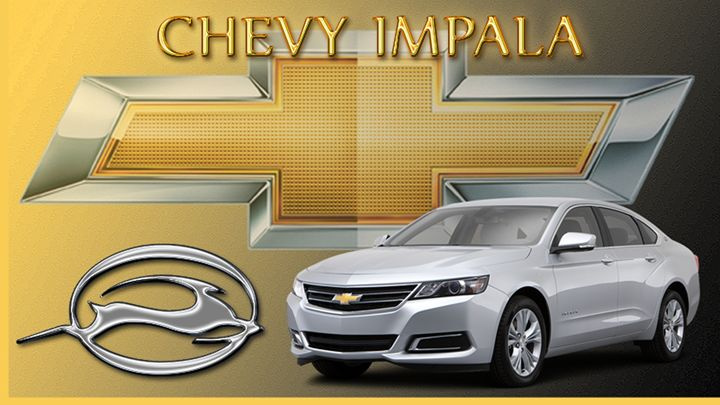 Chevy Impala - Jujubee's Art Canvas