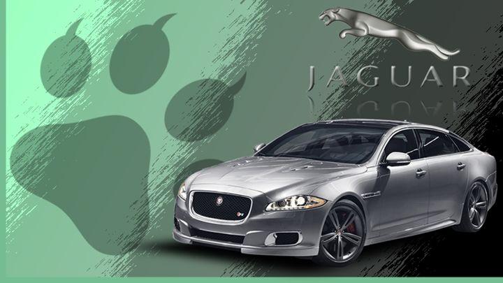 Jaguar - Jujubee's Art Canvas