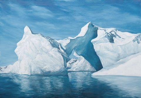 Iceberg - Natalia Marinych