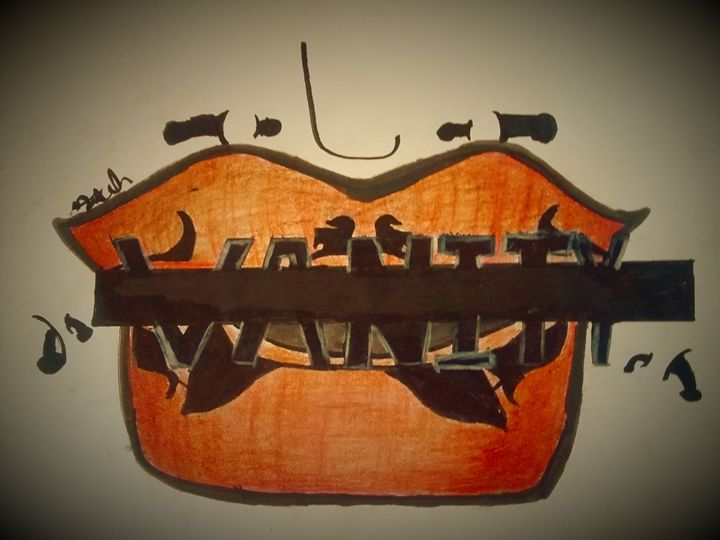 Vanity - Axel Draws
