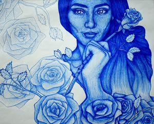 Beauty Fades - Elizabeth Caisedo