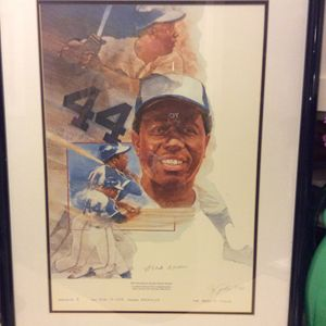 Hank Aaron 755 Home runs #6 - Butchies Be¥ond Normal