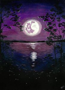 Purple Splendor - JMStarritt Artwork