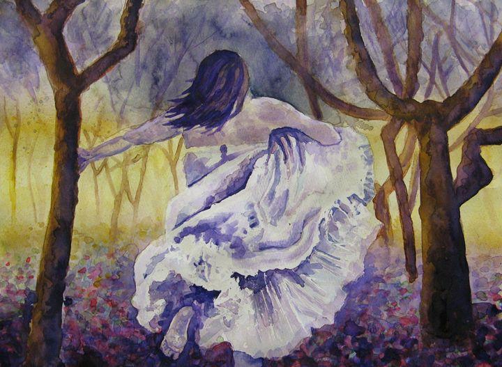 Never Look Back - Susan DiTeresa
