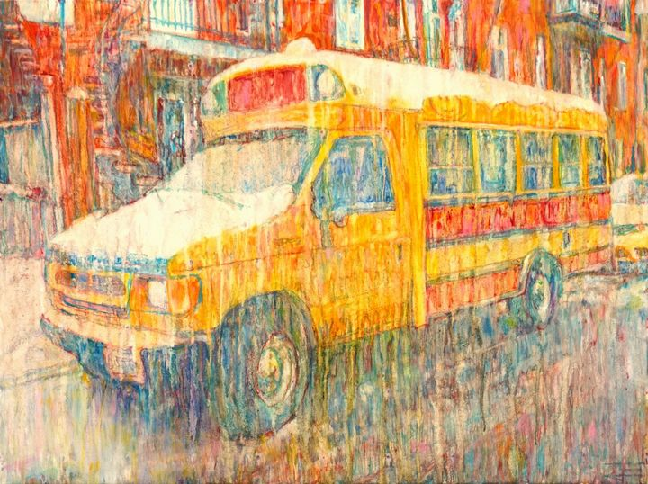 Schoolbus - Jeremy Eliosoff