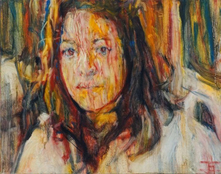 Girl In White Coat - Jeremy Eliosoff