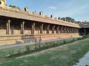 Jalakandeswarar temple vellore