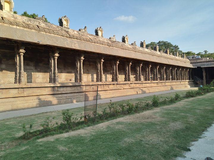 Jalakandeswarar temple vellore - Durga Maa