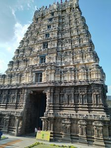 Shiva temple Vellore
