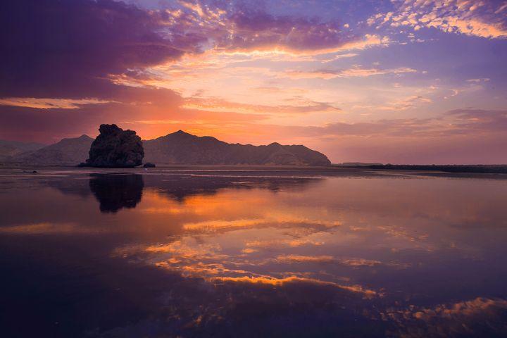 Reflection - Oman Aladawi