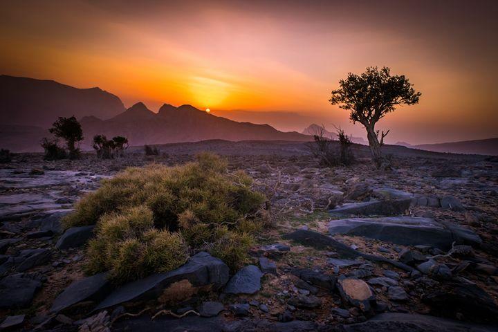 Jabal Shams - Oman Aladawi