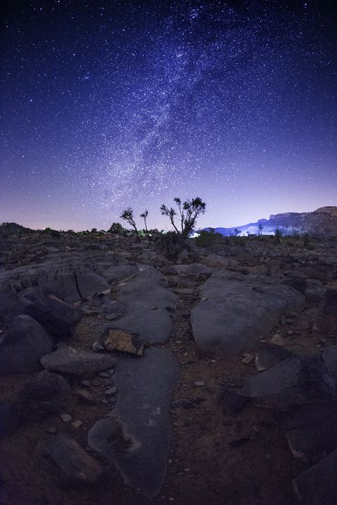 Milkyway - Oman Aladawi