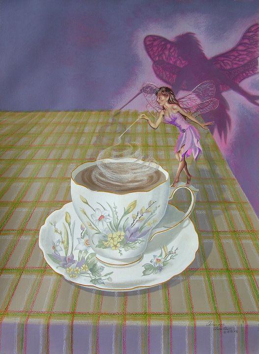 Tea Fairy - Adrienne Anastasia